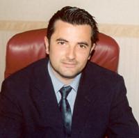 Il sindaco di Gagliole Mauro Riccioni