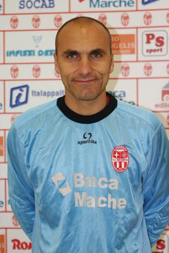 Luca Gentili è il nuovo preparatore dei portieri della Maceratese