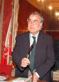 Gian Mario Maulo, ex sindaco di Macerata