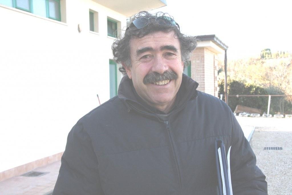 Mister Massimo Palanca  Selezionatore giovanissimi regionali