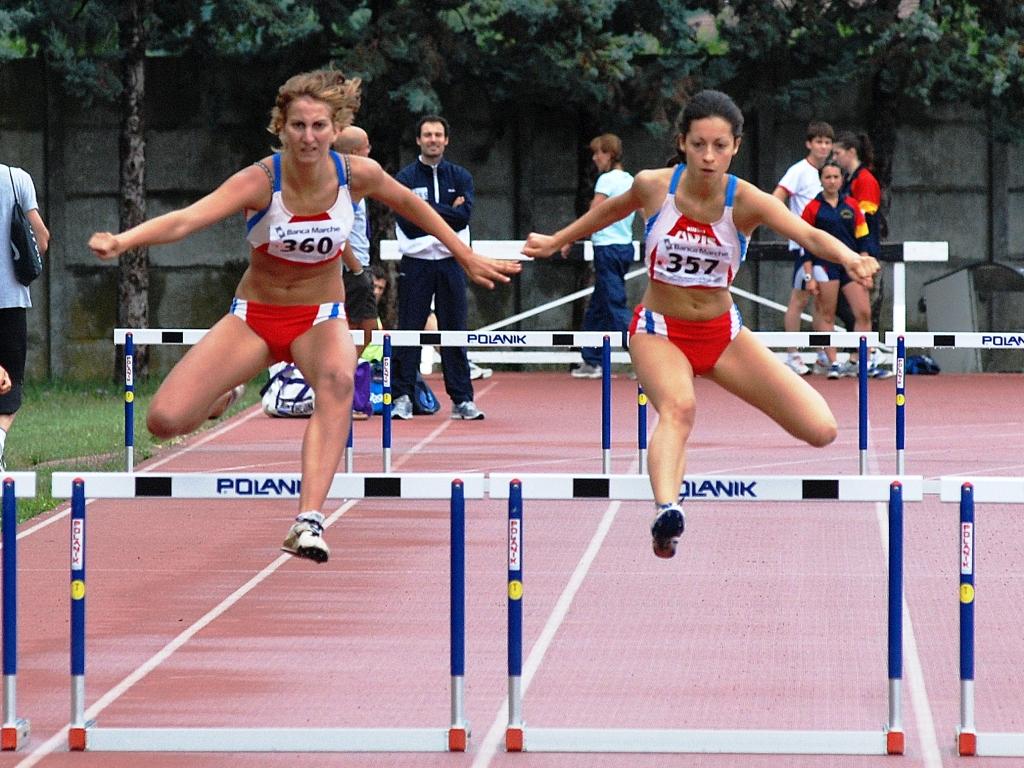 Sara Porfiri e Sara Andrenelli