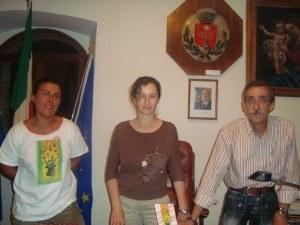 Sindaco, Vice, Pres Proloco