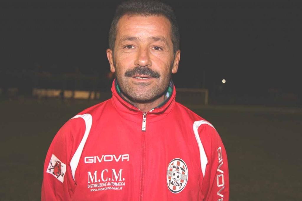Dario Berdini direttore sportivo della Cluentina