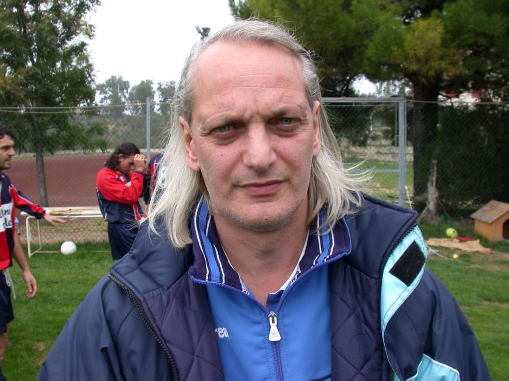Fabio Scoponi ex allenatore Filottranese