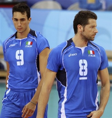 Beijing Olympics Volleyball Men