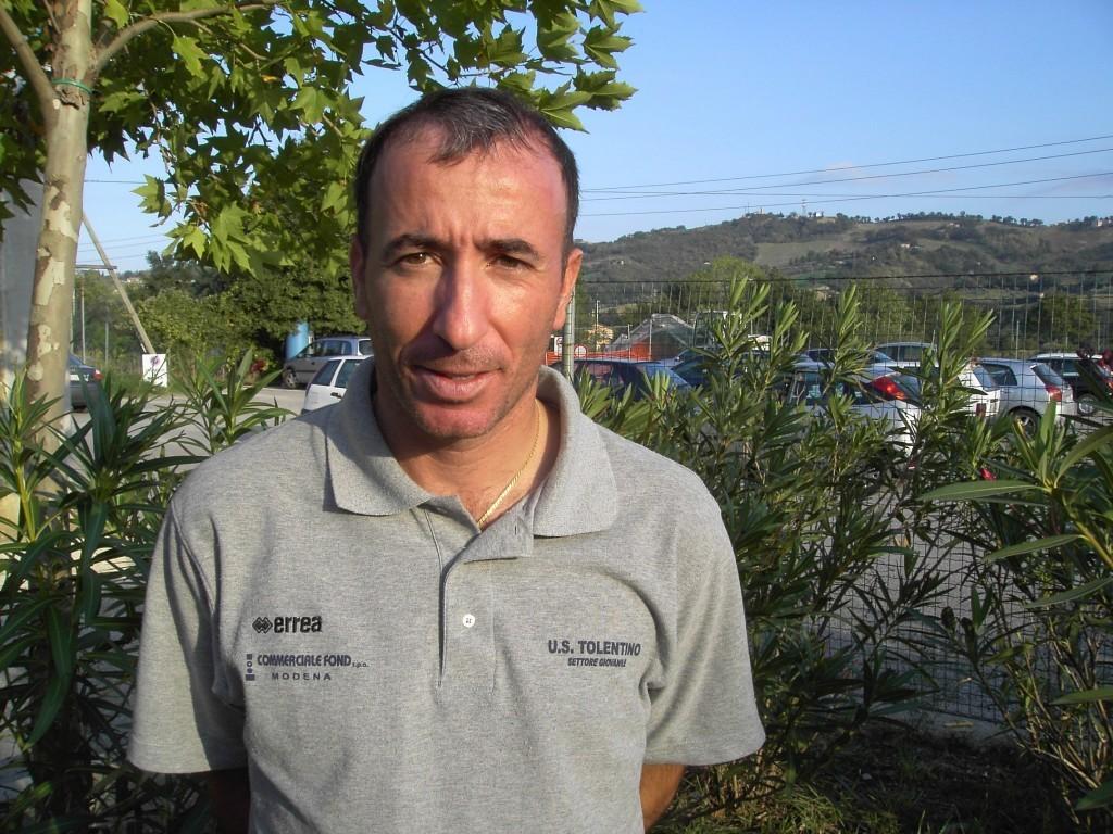 Renzo Morreale allenatore del Porto SantElpidio[1]