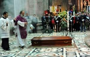 funerali mike