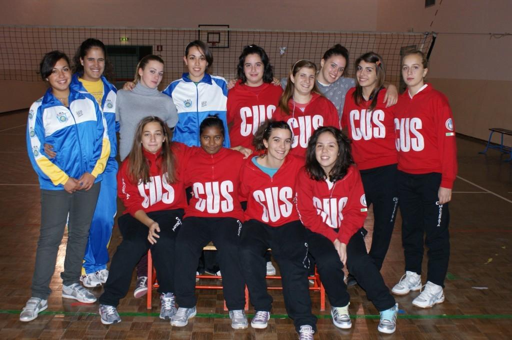 under16 volley 2009-10
