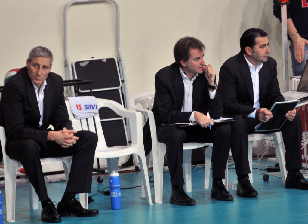 Coach De Giorgi Perplesso