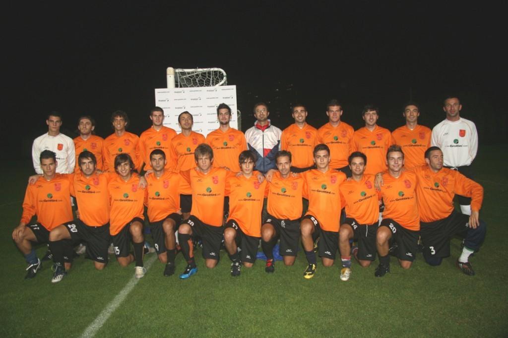 Il Portorecanati prima categoria girone C stag 09 10