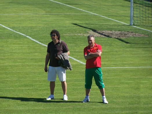 Presidente Savoretti + Santoni