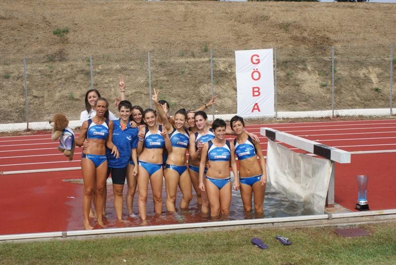 Squadra assoluta femminile