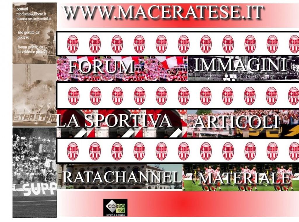 sito www.maceratese.it