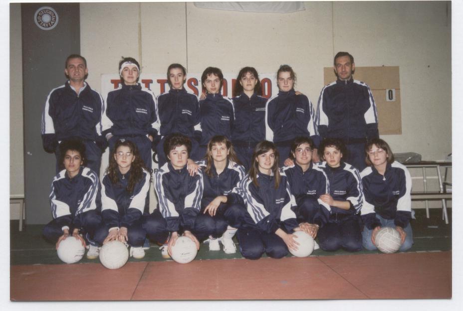Corplast Corridonia al suo primo campionato di volley