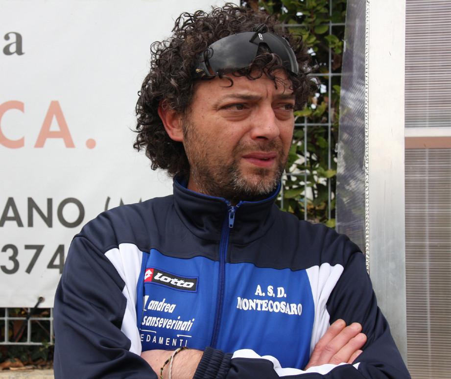 Mirco Coppari allenatore del Montecosaro