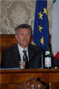 Patrizio Gagliardi (Pdl), ex assessore provinciale ed ex sindaco di Matelica