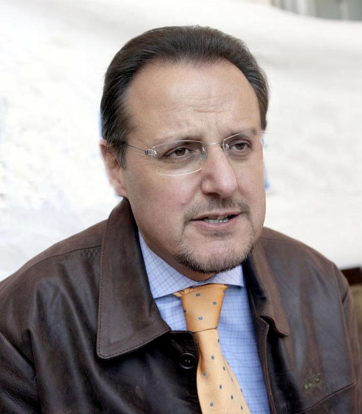 Il consigliere regionale Erminio Marinelli