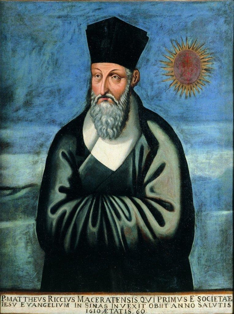 Padre Matteo Ricci