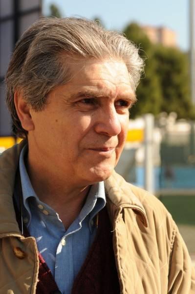 Il presidente dell'Ircr Giuliano  Centioni