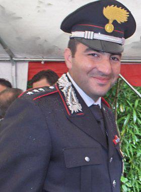 Il capitano Domenico Candelli
