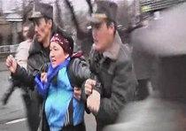 Kyrgikistan-scontri