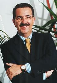Il presidente del Consiglio Regionale, Vittoriano Solazzi