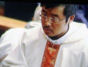 Un parroco cinese. Il cattolicesimo arrivò in Cina grazie a Matteo Ricci