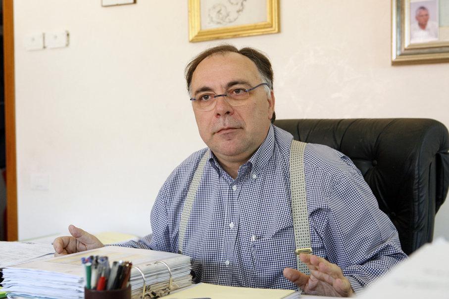 Stefano Monachesi, amministratore Smea