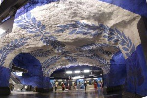 panorama-metro-Stoccolma