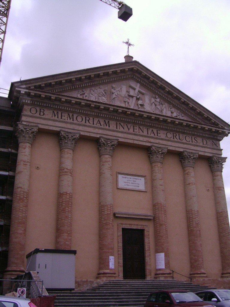 La Chiesa di Santa Croce troverebbe spazio a Valleverde?