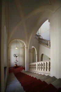 Palazzo Ricci, sede della Collezione di arte contemporanea