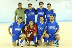2^-Classificata-Lambiase-torneo-calcio-a-Cinque-300x199