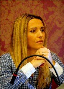 Francesca D'Alessandro ( Macerata è nel Cuore)