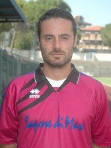 Giacomo Iommi, il migliore in campo