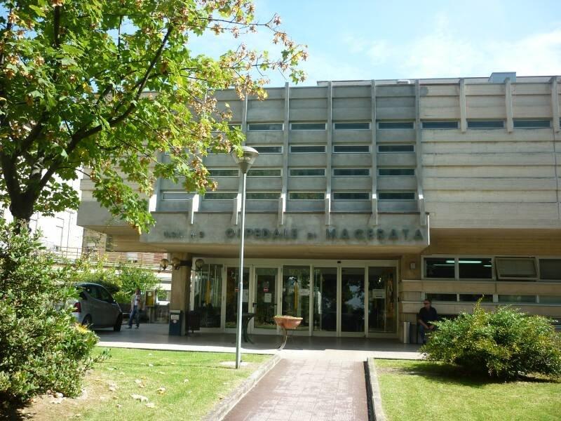 L'Ospedale di Macerata
