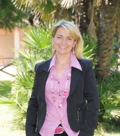 Anna Rombini, coordinatrice provinciale de La Destra