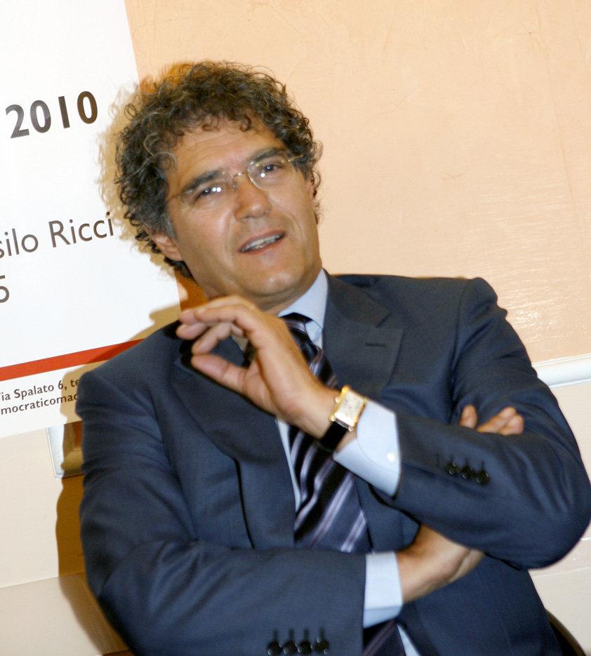 Bruno Mandrelli, segretario comunale del Pd