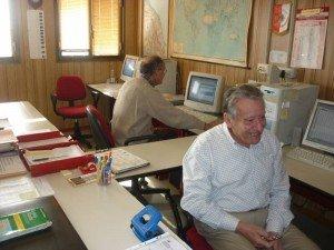 Redo Fusari, meteorologo dell'Osservatorio Geofisico Sperimentale di Macerata