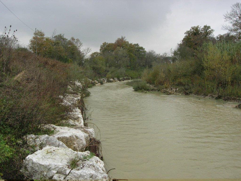 Il fiume Fiastra