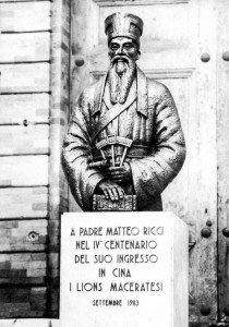 p.matteo ricci