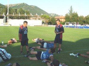 Romano-Mengoni-in-una-seduta-di-allenamento