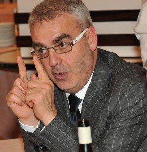 Romano Carancini, sindaco di Macerata