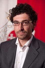 L'assessore Enzo Valentini