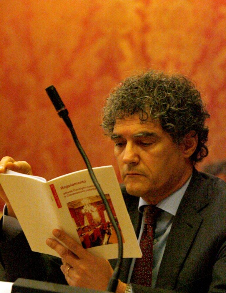 Bruno Mandrelli, avvocati e consigliere comunale del Pd