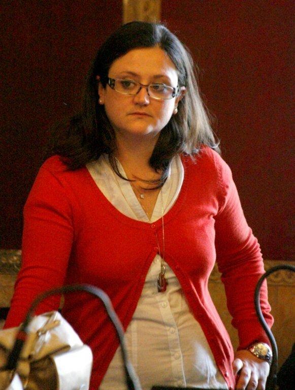 L'assessore Federica Curzi