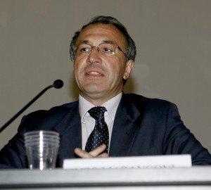 Il consigliere regionale Enzo Marangoni