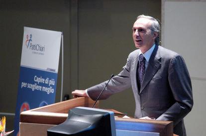 L'ex direttore generale di Bdm, Massimo Bianconi