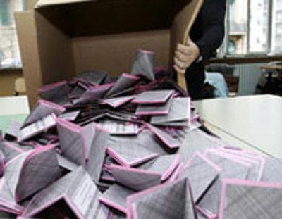 elezioni nuova schede