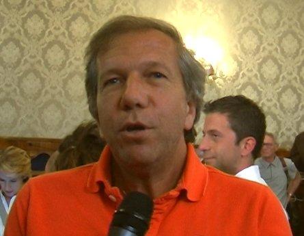 Giovanni Torresi, assessore provinciale allo sport