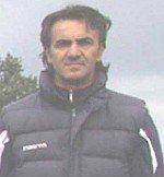 Angelo Carducci, allenatore degli Allievi della Maceratese